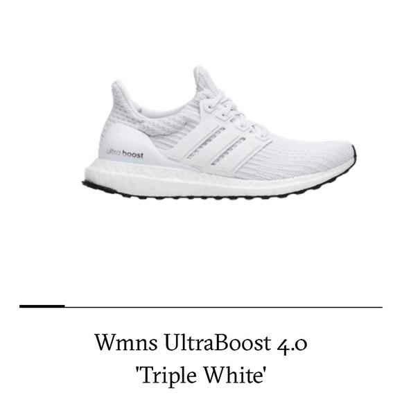 ultra boost 4.0 triple white womens cheap online